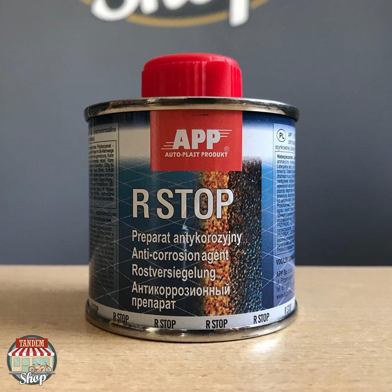 Преобразователь ржавчины APP R-STOP, 100 мл