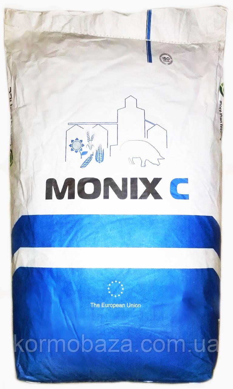 Добавка премикс для поросят 15-30кг Monix PS  4%