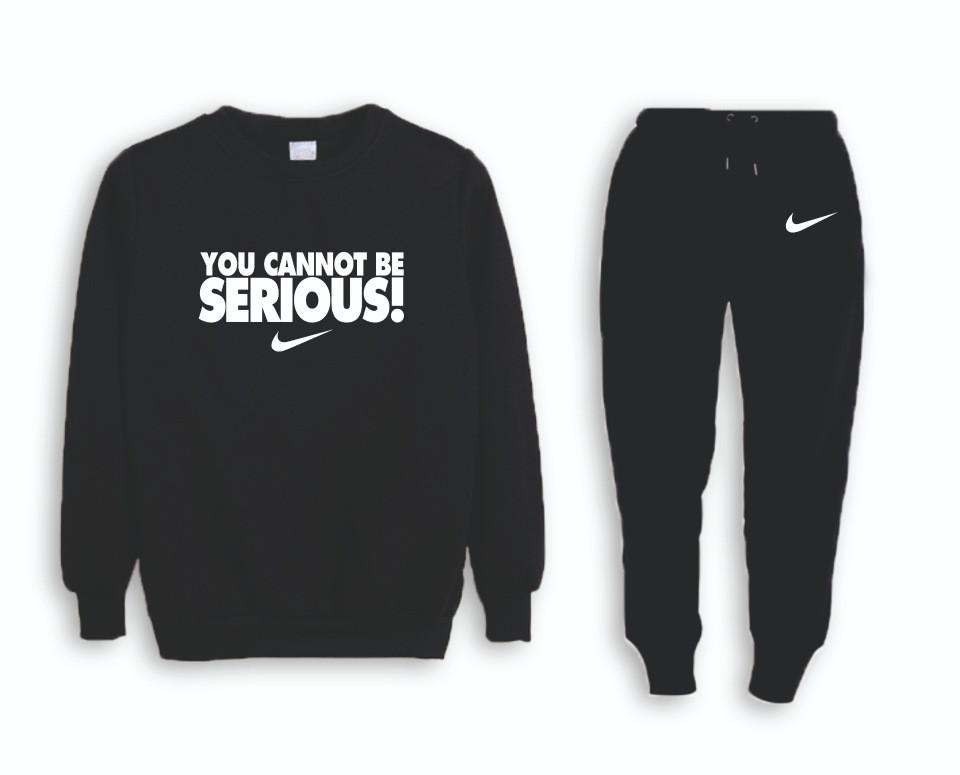 Спортивний чоловічий Зимовий костюм Nike (Найк)