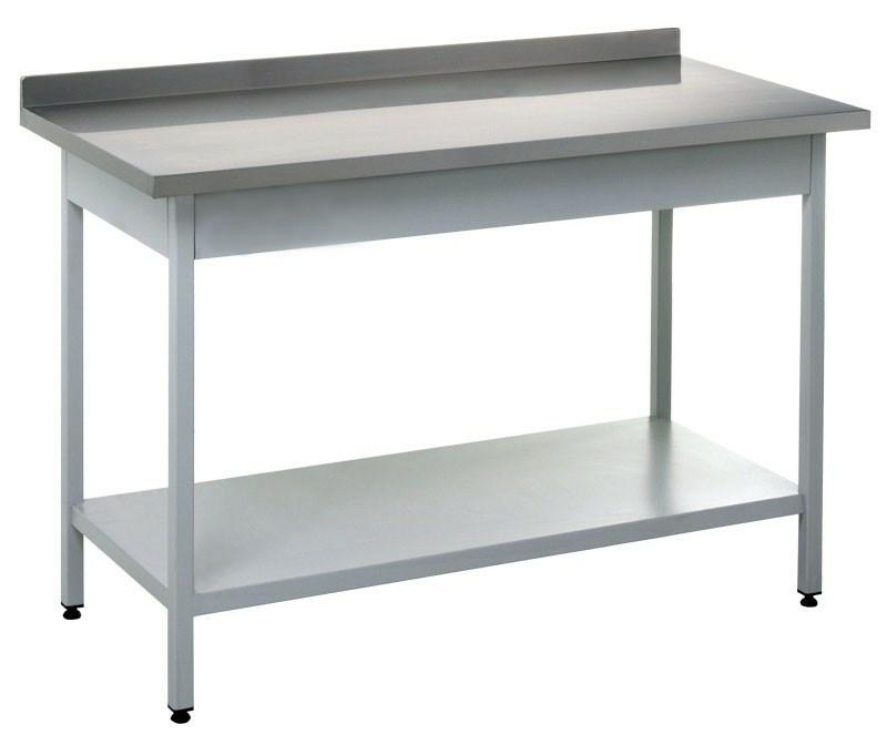 Стол нержавеющий СП-2 КИЙ-В (разделочный 500х1100)