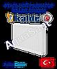 Стальной радиатор Kalde 500x600 тип 22 боковое подключение