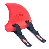 SwimFin плавник акулы, жилет для плавания красный, фото 1