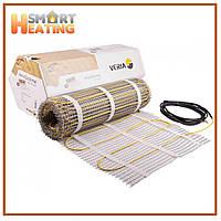 Теплый пол Veria Quickmat 150 двухжильный мат 8 м² - 150 Вт