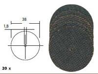 Отрезные диски армированные PROXXON, фото 1