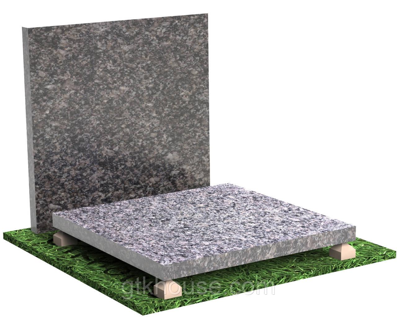 Плитка гранітна Старобабанська