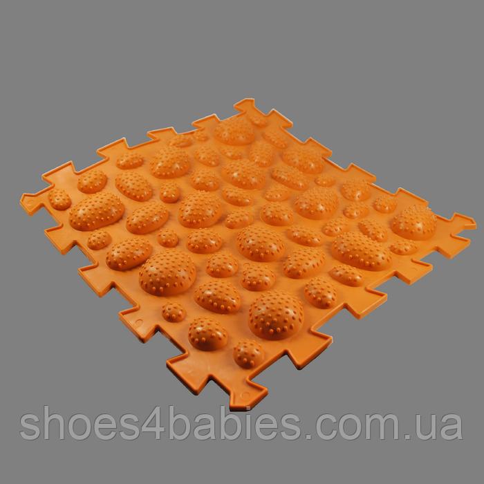 Масажний килимок Пазли Мікс Їжачок 1 елемент