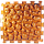 Масажний килимок Пазли Мікс Їжачок 1 елемент, фото 2
