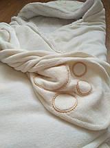 Конверт для новорожденного на выписку с роддома зимний  Б/У, фото 3