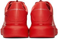 """Кросівки Alexander McQueen """"Червоні"""", фото 3"""