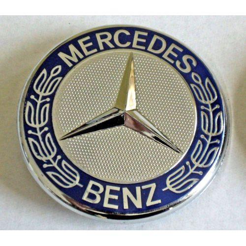 Оригінальна емблема решітки радіатора Mercedes Benz (2228170116)
