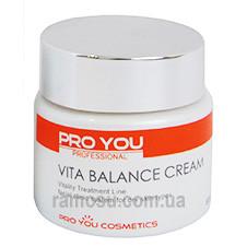 Крем для обезвоженной кожи лица с витаминами Vita Balance Cream, 60г