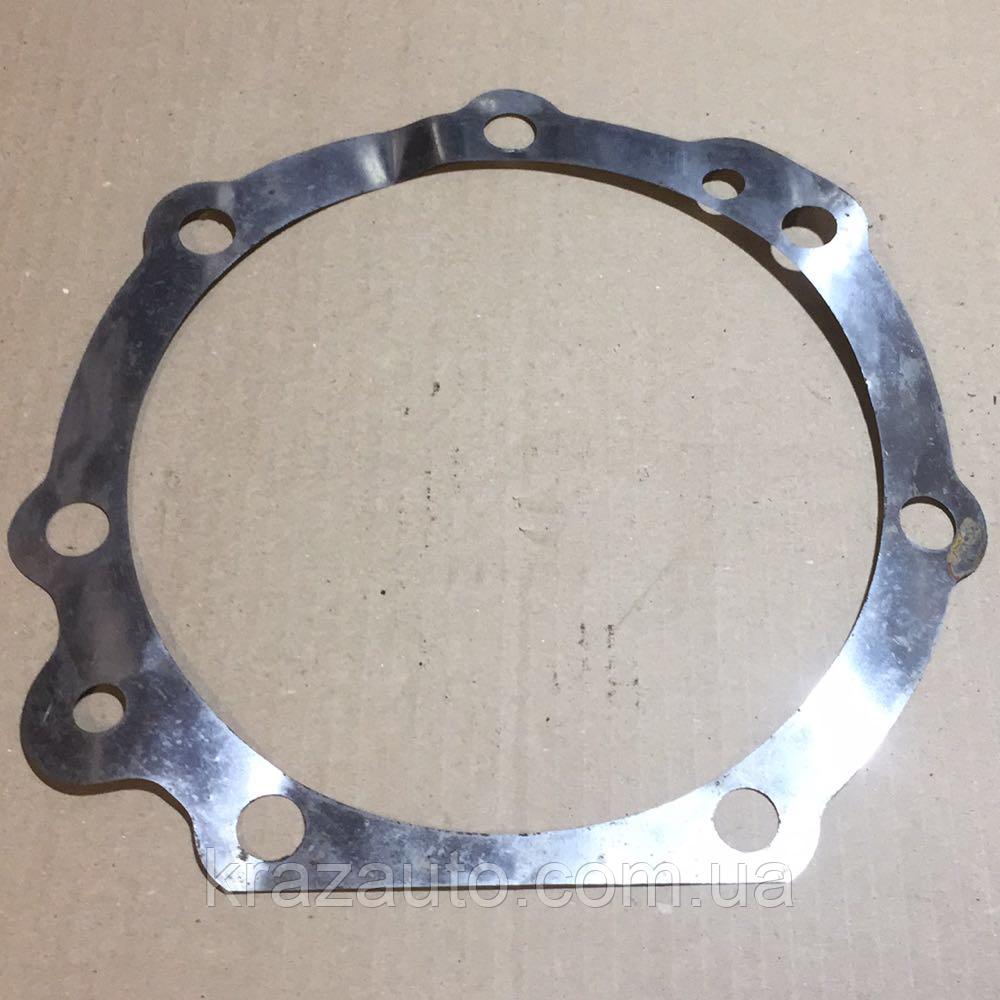 Прокладка регулировочная крышки редуктора КрАЗ 0,1 мм 200-2402114-01