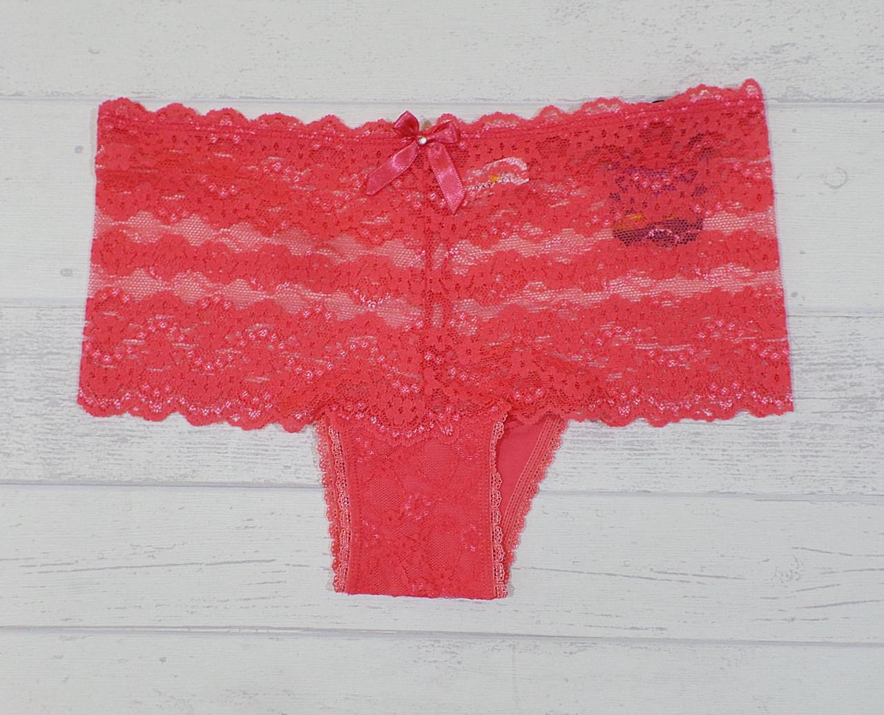 Трусы шорты женские ажурные размер M-L 44-48