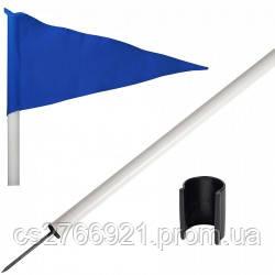 Флаги угловые с железным наконечником Select Corner flag w/spike, (4 шт)