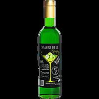 """Сироп коктейльный Maribell """"Зеленое яблоко"""" 700мл"""