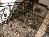 Лестницы из гранита и мрамора  , фото 3
