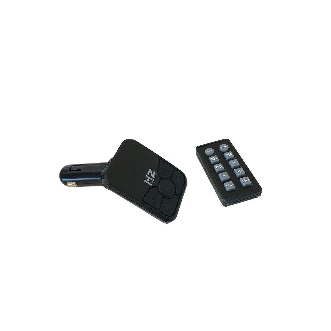 FM модулятор Bluetooth H5