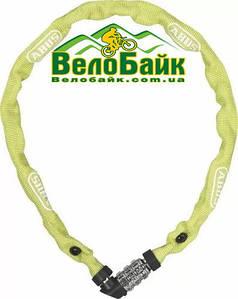Велозамок ABUS 1200/60 Web цепь кодовый зеленый 563409