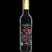 """Сироп коктейльный Maribell """"Шоколадная вишня"""" 700мл"""