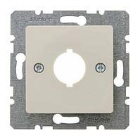 Накладка для сигнальных и контрольных приборов Berker S.1 Белый (143102)