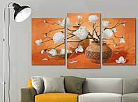 Модульная картина Декор Карпаты Vip Collection 100х53 см (VIP-M3-245)