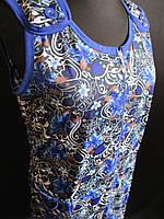 Летние халаты с цветочным принтом, фото 1