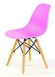 Стілець Nik Eames, ліловий, фото 3