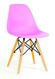Стілець Nik Eames, ліловий, фото 2