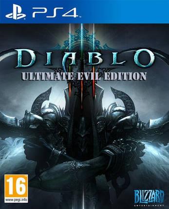 Игра для игровой консоли PlayStation 4,  Diablo III: Ultimate Evil Edition (БУ), фото 2