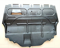 Пластиковая защита двигателя Шкода Фабия Румстер Skoda Fabia Roomster 2000-2015 SkodaMag  6Q0825235, фото 1