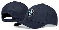 Бейсболка унисекс BMW Logo Cap, Dark Blue, артикул 80162454620, фото 1