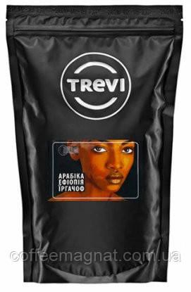 Кофе в зернах Trevi Эфиопия Иргачиф (100% арабика) 1 кг