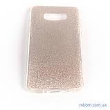 Накладка Remax Glitter Silicone Samsung Galaxy S8 Plus gold, фото 2