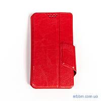 Чехол Book-case universal XL red