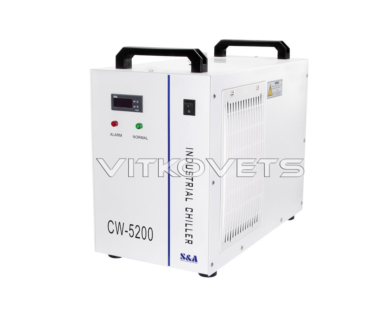 Промышленный чиллер S&A CW-5202AH