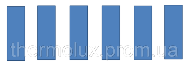 Тип теплообменника котлов Корди М (Модернізовані і Термо)