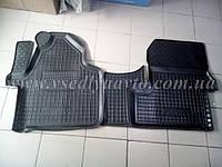 Коврики в салон Volkswagen Crafter/MERCEDES Sprinter с 2007 г. (AVTO-GUMM)