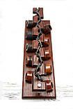 Подставка для трубок из ясеня на 10 шт, фото 4
