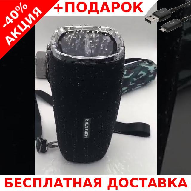 Портативная переносная колонка Hopestar A6 Bluetooth Блютуз акустика + зарядный USB - micro USB кабель