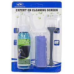 ➛Комплект Lesko для чистки 3 в 1 чистящее средство для цифровой техники