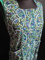Халаты с абстрактным принтом женские, фото 1