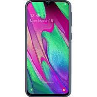 Samsung Galaxy A40 2019 SM-A405F 4/64GB Black (SM-A405FZKD)