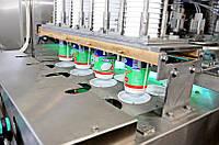 Автомат фасовочно упаковочный ряженки Pak Promet