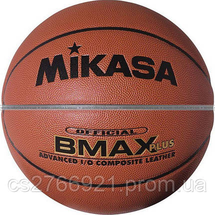 Мяч баскетбольный Синт. кожа, размер  #6, #5, фото 2