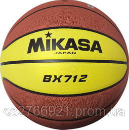 Мяч баскетбольный Синт. кожа, размер #7, #6