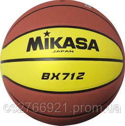 Мяч баскетбольный Синт. кожа, размер #7, #6, фото 2