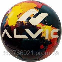"""Мяч футбольный """"Алвик Street Party"""" цвет черный №5, фото 2"""