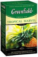 Черный Листовой чай Greenfield Tropical Marvel, 100 г