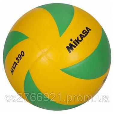 Мяч волейбольный Синт. кожа, размер #5, клееный