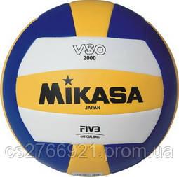 Мяч волейбольный Синт. кожа, размер #5, сшитый